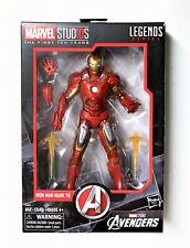 Marvel Legends Studios IRON MAN MARK VII 7 Avengers First Ten Years MCU NSiB HTF