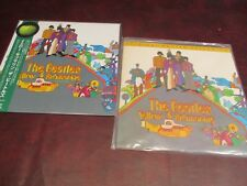THE BEATLES YELLOW SUBMARINE MFSL AUDIOPHILE 1/2 SPEED MASTERED LP + JAPAN 03 LP