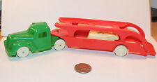 allied Toy Corp Truck and Trailer Toy Car Carrier over 9 inches (9808)