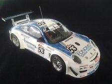 Minichamps Porsche 911 (997) GT3 R 2010 1:18 #53 24h Spa Francorchamps (MCC)
