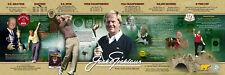Jack Nicklaus Career Timeline - Golf, Unframed