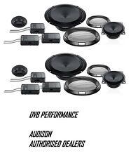 "Audison Prima APK163 6.5"" 17cm 3-Way Component Car Stereo Speaker 125w RMS"