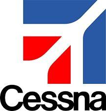 CESSNA RED & BLUE LOGO  Banner- Vintage Logo  FREE SHIPPING