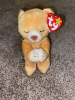 RETIRED Ty Beanie Baby HOPE Bear ERRORS With Tags RARE