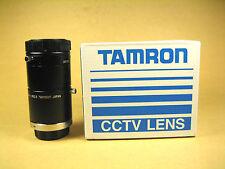 """TAMRON  23FM50SP  50mm 2/3"""" F2.8 Lens C-Mount CCTV Lens"""
