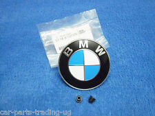 BMW e30 m3 s14 Emblem NUOVO COFANO BONNET HOOD NEW MADE IN GERMANY 8132375