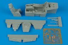 Aires 1/48 A-10A Thunderbolt II cabina Set Para Kit Italeri # 4348