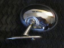 1968 Oldsmobile 442 Rear View Mirror Outside, OEM Driver Side, Toronado, Cutlass
