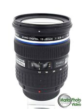 Olympus Zuiko 12-60mm f/2.8-4 SWD ED Lens Four Thirds