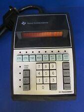 Texas Instruments 5TI 5TI2 Programmer 5TI-2001, Used
