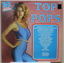 (X152) Top Of The Pops Vol 76, 16 tracks various artists - 1979 12'' vinyl album