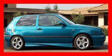 "VW GOLF 3 III -  BAS DE CAISSE ""K"" - TUNING-GT"