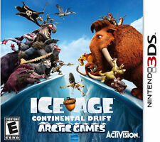 Ice Age: Continental Drift (Nintendo 3DS) - FREE SHIPPING ™