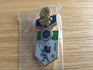 Brand New Softball  PG Tokyo 2020 olympic pins  moving parts