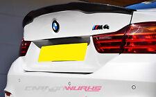 BMW M4 Fibra de Carbono Alerón Trasero F82 Gb Equipado M Estilo Actuación