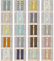 Ambesonne 2 Panel Set Curtains Decorative Microfiber Window Drapes 4 Sizes