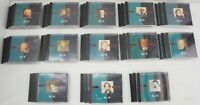 CD Audio I GRANDI DELLA MUSICA CLASSICA. LOTTO n. 39 CD Musica Classica
