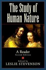 The Study of Human Nature: A Reader by Leslie Stevenson.