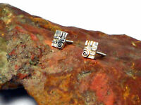 ART  DECO  Sterling  Silver  925   Earrings  /  STUDS   -   Gift  Boxed!