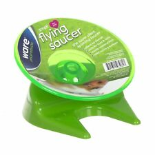 Ware Manufacturing Flying Saucer Exercise Wheel for Small Pets, 5-Inch - Colo.