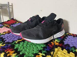 New Balance Womens Fuelcore Vizo Pro Shoes Black WPRORLK1 Lace Up Size 8.5