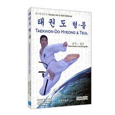 New Official Kukkiwon Taekwondo Form Movements Pattern Techniques Vital Spots