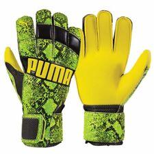 Puma Fluo Soccer JR Goalkeeper Gloves Limited Lime Jungle Color