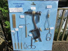 SPECIAL CLEARANCE FLY TYING TOOL KIT 12 PIECE