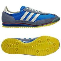 adidas ORIGINALS SL 72 TRAINERS RETRO RARE DEADSTOCK BLUE SNEAKERS SHOES KICKS