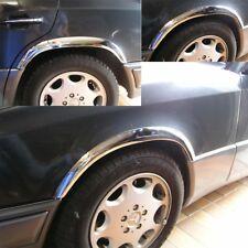 MERCEDES W124 E-KLASSE RADLAUFLEISTEN RADHAUSLEISTEN IN CHROM 1990-'97