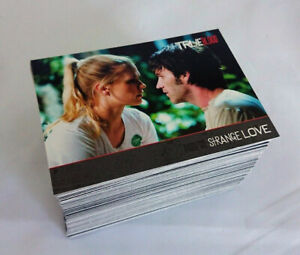 True Blood Premiere & Archives Series Trading Cards Base Basic Set of 1 to 122