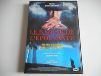 DVD - LE BAZAAR DE L'EPOUVANTE / STEPHEN KING - ZONE 2
