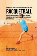 Pre and Post Competition Muscle Building Recipes for Racquetball: Improve Your