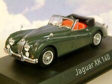 NOREV 1/43 DE METAL 1954-57 JAGUAR XK140 XK 140 Cabriolet Barco guerra Gris