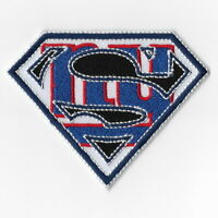 New York Giants (e) Iron on Patch Embroidered Football Patches