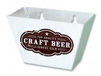 Wall Mount Bottle Cap Catcher (Craft Beer)