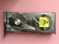 NVIDIA GeForce RTX 2080 Ti Founders Edition 11GB GDDR6 New Open Box Card Only