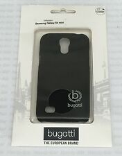 bugatti ClipOn Cover für Samsung Galaxy S4 mini black Hard Case Schale Backcover