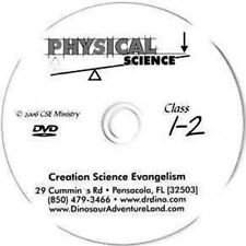 DVDs-Bible Tongues1+FREE*Kent Hovind*Physical Science-1