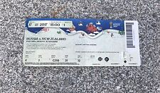 Sammler Used Ticket #1 Russia New Zealand Russland Neuseeland Confed Cup 2017