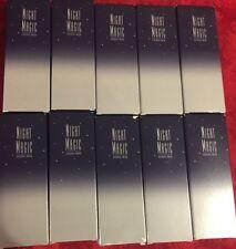 OldAvon NIGHT MAGIC EVENING MUSK Cologne Perfume Spray Qty (10)1.7 oz New
