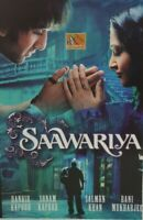 SAAWARIYA - ORIGINAL BOLLYWOOD DVD