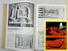 Architektur der DDR Experimentalwohngebiete Magdeburg Gorki UdSSR Suhl 1978