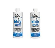 2 Pack Jacks Magic The Blue Stuff Swimming Pool Cleaner 1 Quart