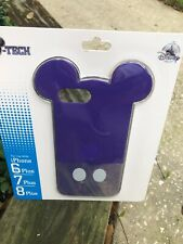 Disney Park iPhone 6S+ 7+ 8+ Plus Case Mickey Mouse Potion Purple 3D Ears DTech