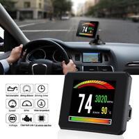 """3.9"""" Auto GPS HUD Head Up Display Tachometer Geschwindigkeit TFT Farbbildschirm"""