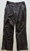 Sunice Gore-Tex Hurricane Women's L Rain Pant Black Golf Lined