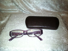 Juicy Couture Drama Queen EyeGlasses Frames Made in Italy W/Case (RARE)
