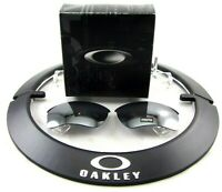 NEW OEM Oakley Black Iridium Lenses For Quarter Jacket Sunglasses Factory 11