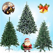 Albero di Natale Pino verde PVC alberi decorativi artificiale di arte 120-240cm